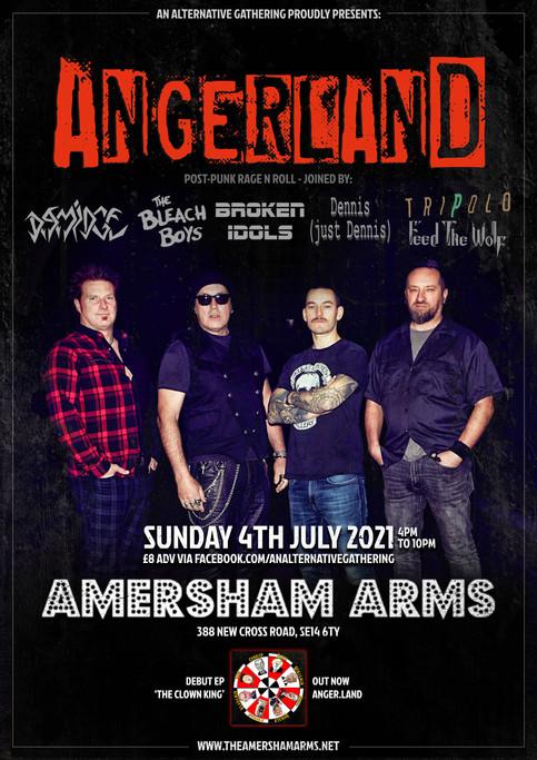 Live - Amersham Arms