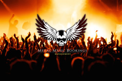 METAL MUSIC BOOKINGS & MANAGEMENT