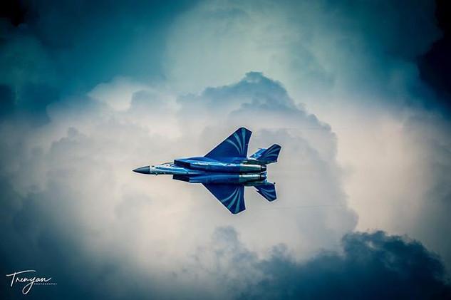 50th Anniversary Jet