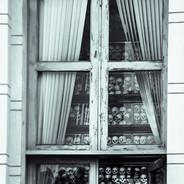 Cambodia in the window