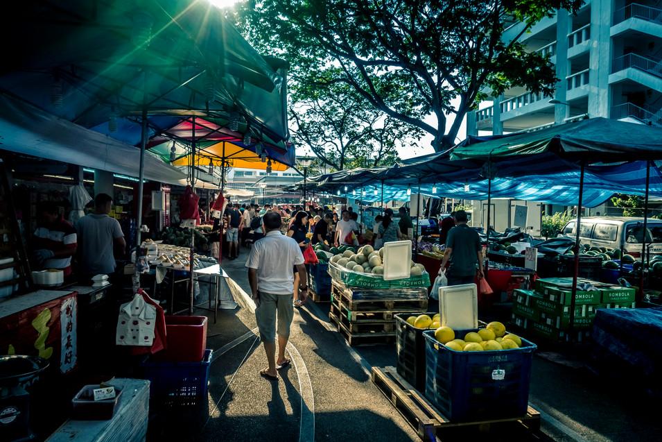 Street Market Singapore