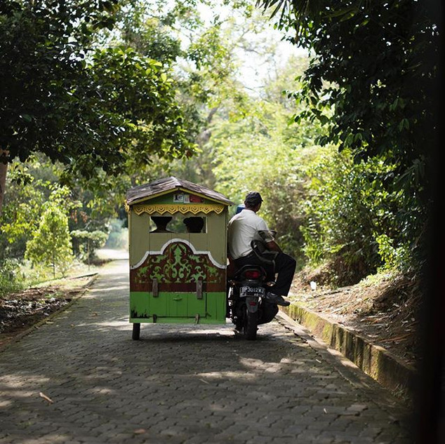 Bintan transport shed