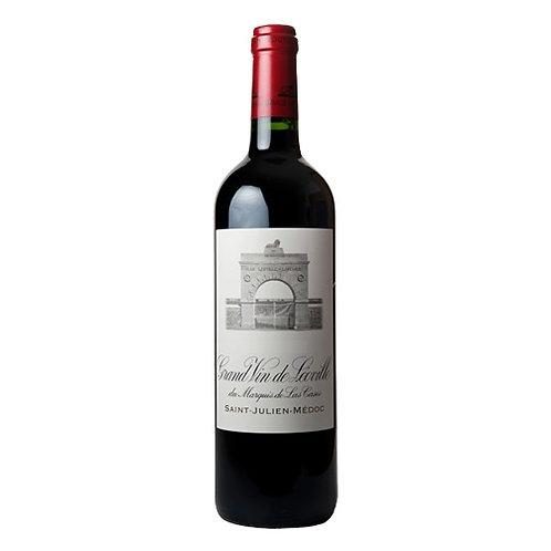 """Saint-Julien """"Grand Vin de Léoville du Marquis de Las Cases"""" 2010 - Château Léov"""