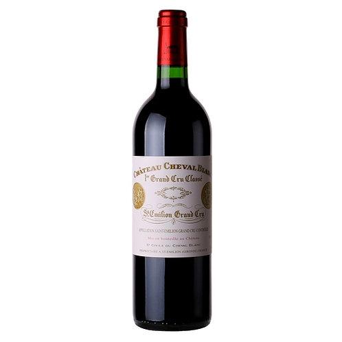 """St. Émilion Château Cheval Blanc 1er Grand Cru Classé """"A"""" 2006 - Château Cheval"""