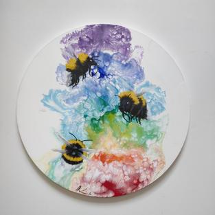 Chakra Bees