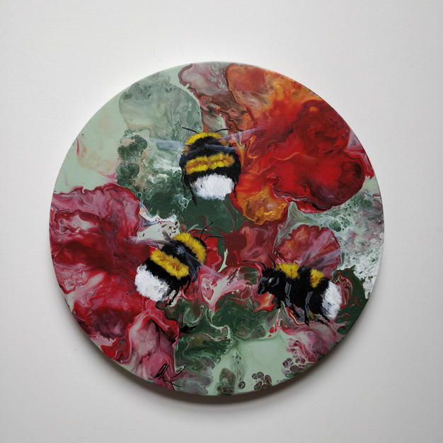 Remembrance Bees round