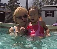 Online survival swimming lessons self rescue parent coaching virtual swim lessons swim float swim swim-float-swim child