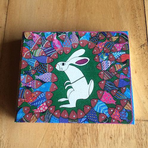 ¡Libretas chingonas! Conejo