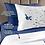 Thumbnail: Комплект постельного белья Голубые снегири