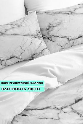 Комплект постельного белья Мрамор