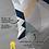 Thumbnail: Комплект постельного белья Геометрия синие ромбы