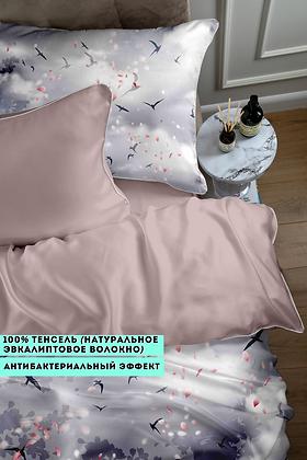 Комплект постельного белья Цветение Сакуры