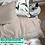 Thumbnail: Комплект постельного белья Тюльпаны в монохроме