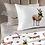 Thumbnail: Комплект постельного белья Ламы в шарфе