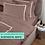 Thumbnail: Отельное постельное белье Rico,цвет бронза