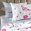 Thumbnail: Комплект постельного белья Фламинго