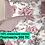 Thumbnail: Комплект постельного белья Акварельные цветы пудры