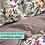 Thumbnail: Комплект постельного белья Яркий цветочный принт