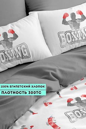Комплект постельного белья Бокс