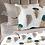Thumbnail: Комплект постельного белья Светлые перья
