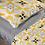 Thumbnail: Комплект постельного белья Жёлтый калейдоскоп
