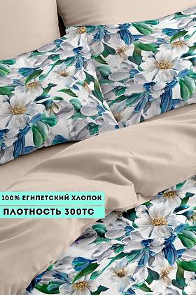 Комплект постельного белья Цветы Ван Гога