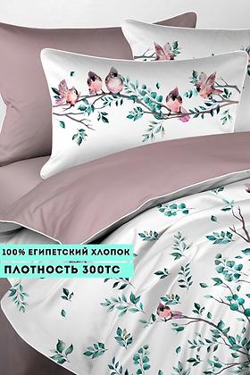 Комплект постельного белья Пузатые воробушки