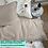 Thumbnail: Комплект постельного белья Нежные цветы и геометрия