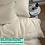 Thumbnail: Однотонное постельное белье из тенселя, цвет сливочный