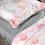 Thumbnail: Комплект постельного белья Мраморные гексагоны