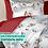 Thumbnail: Комплект постельного белья Пингвины