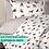 Thumbnail: Комплект постельного белья Друзья в свитерах