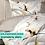 Thumbnail: Комплект постельного белья Золотые журавли