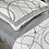 Thumbnail: Комплект постельного белья Цепи(серебро)