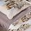 Thumbnail: Комплект постельного белья Слоники на закате