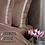 Thumbnail: Отельное постельное белье Santanta, цвет темный беж с полосами