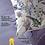 Thumbnail: Комплект постельного белья Зеленые канарейки пудра