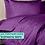 Thumbnail: Комплект постельного белья Фиолетовый Премиум Сатин
