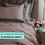 Thumbnail: Отельное постельное белье Megan, цвет пудра