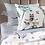 Thumbnail: Комплект постельного белья Енот на великах