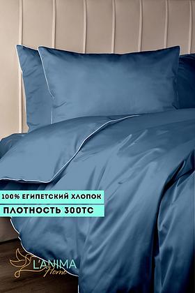 Комплект постельного белья Бирюза Премиум Сатин