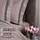 Thumbnail: Отельное постельное белье Santanta, цвет темная пудра