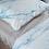 Thumbnail: Комплект постельного белья Голубой мрамор