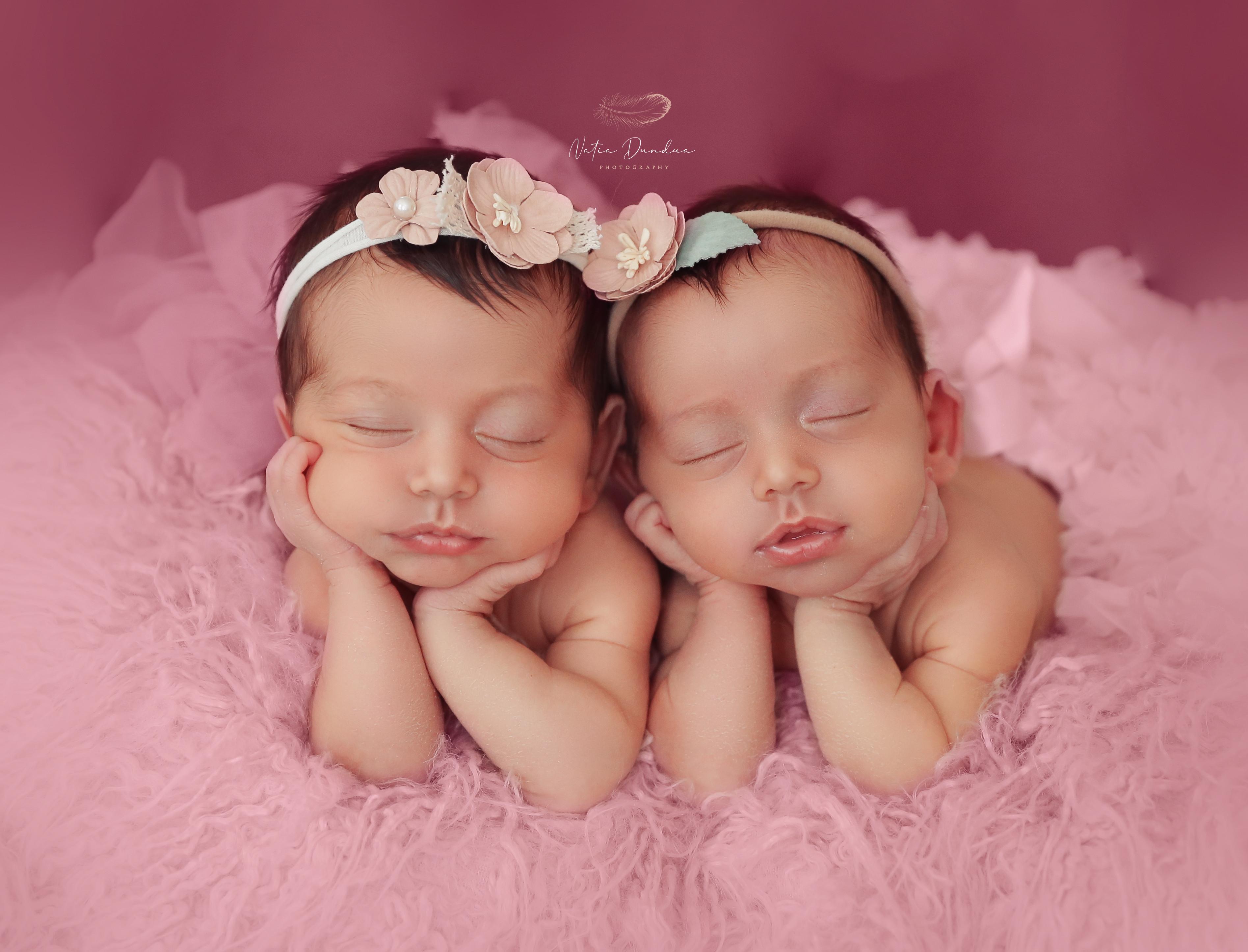 צילומי ניובורן - תאומים
