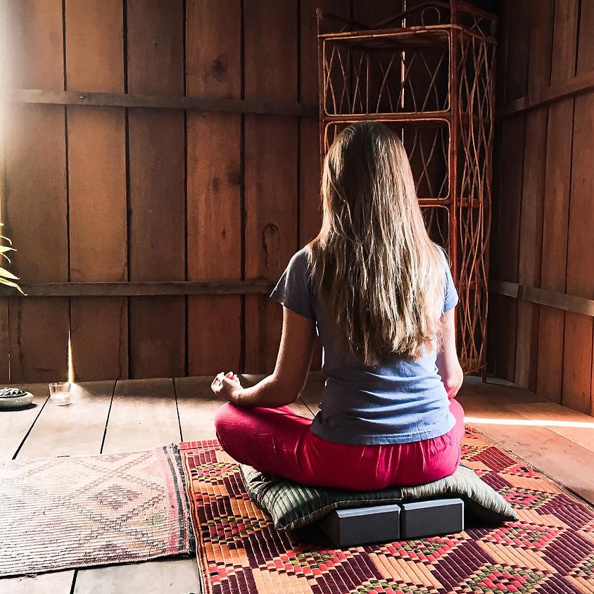 6-8th Nov. Weekend Yoga Retreat