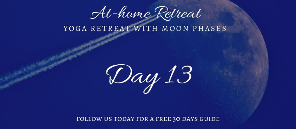 Day 13 Waxing Gibbous