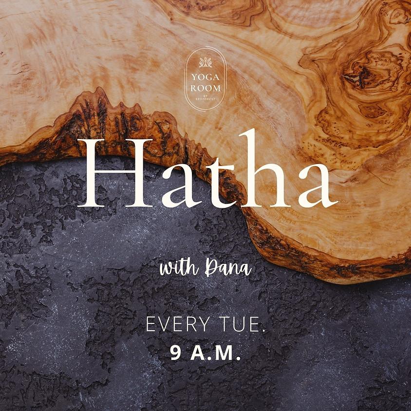 Hatha Yoga with Dana