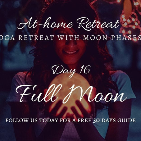 Day 16 Full Moon