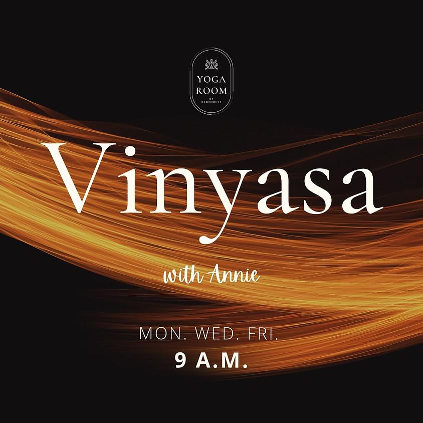Vinyasa with Annie  (1)
