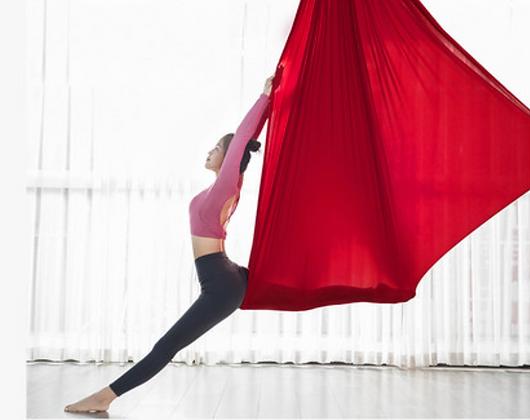 Yoga Hammock Swing Set 280cm wide